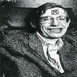 Occult Blood - Stephen Hawking