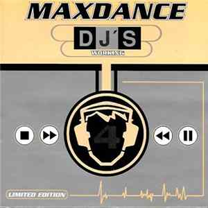 Various - MaxDance 4 DJ's Working