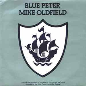 Mike Oldfield - Blue Peter