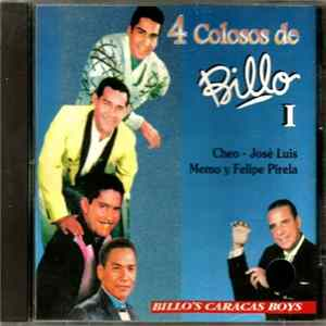 Billo's Caracas Boys - 4 Colosos De Billo Vol. I