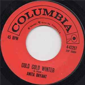 Anita Bryant - Cold Cold Winter / Step By Step, Little By Little